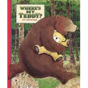 Where's My Teddy? (Candlewick) by Jez Alborough