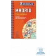 Mini atlas michelin - Madrid