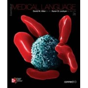 Essentials of Med Language with Connect Plus Access Card by David Allan