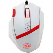 MOUSE REDRAGON MAMMOTH M801-WH LASER WHITE
