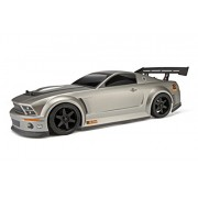 LRP Electronic h112710 - veicoli - Sprint 2 Flux RTR Mustang GT, nero