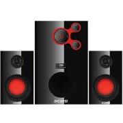 CAIXA DE SOM MULTIMIDIA 2.1 CANAIS SURROUND USB/SD/FM