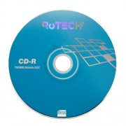CD-R Rotech 52x 700MB Blank