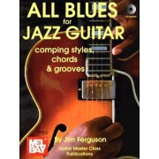 All Blues for Jazz Guitar [With CD]