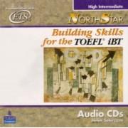 NorthStar: Building Skills for the TOEFL IBT, High-Intermediate Audio CDs: HI-Intermediate Prep Wb by Helen S. Solorzano