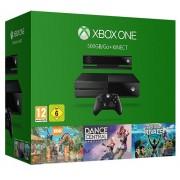 Consola Xbox One + Kinect + 3 jocuri