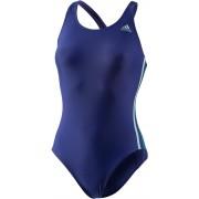 adidas Schwimmanzug Damen in blau, Größe: 38