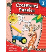 Ready-Set-Learn: Crossword Puzzles by Teacher Created Resources