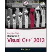 Ivor Horton's Beginning Visual C++ 2013 by Ivor Horton
