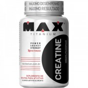 Creatine Titanium (120 caps) - Max Titanium