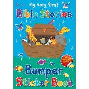 My Very First Bible Stories Bumper Sticker Book by Lois Rock