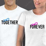 Conjunto 2 t-shirts Together