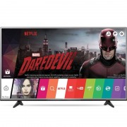 Televizor LG LED Smart TV 55 UH6157 139 cm Ultra HD 4K Grey