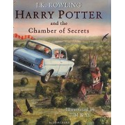 J. K. Rowling Harry Potter And The Chamber Of Secrets - Illustrated Edition (Harry Potter Illustrated Editi)
