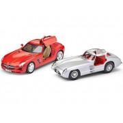 """Revell Auto """"Mercedes Gullwing"""" - Bouwpakket - 1:24"""