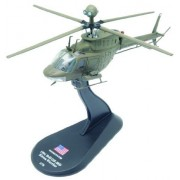 BELL OH-58D Kiowa Warrior diecast 1:72 helicopter model (Amercom HY-27)