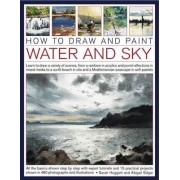 How to Draw and Paint Water and Sky by Abigail Edgar