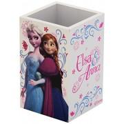 Disney Frozen - Portapenne In Legno