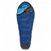The North Face - Women's Blue Kazoo - Daunenschlafsack Gr Regular - Zip: Right blau