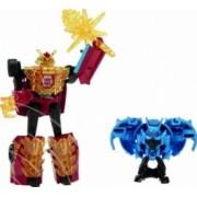 Set 2 Figurine Hasbro Transformers Rid Mini-Con Batalia Dintre Sideswipe Si Dece