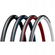 Michelin Dynamic Sport Wired Road Tyre - Black - 700c x 23mm
