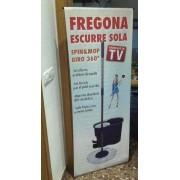 Expositor Fregona Spin Mop
