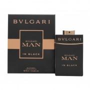Bulgari man in black 150 ml eau de parfum edp profumo uomo bvlgari