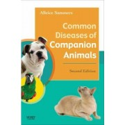 Common Diseases of Companion Animals by Alleice Summers