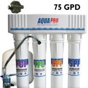 Osmoseur domestique 75 GPD ultra plat - Shut-off