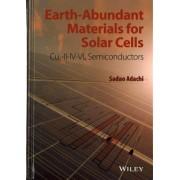 Earth-Abundant Materials for Solar Cells by Sadao Adachi