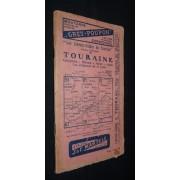 Les Livres-Guides Du Touriste (Guide Thiolier) : Touraine