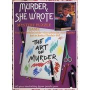 Murder, She Wrote - Mystery Puzzle Game - Jigsaw Puzzle - 550 Pieces by American Publishing