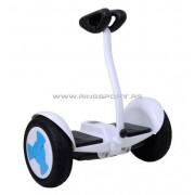 """Balans skuter -mini segway RING DRIVE-9 10"""" WHITE-LG"""
