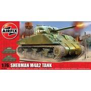 Airfix - Sherman M4 Mk1 Tank (Hornby A01303)