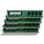 Samsung memoria ram 8 gb 4 x 2 GB 800 MHz (PC2 - 6400) M378T5663QZ3-CF7 Double Sided per sistemi DDR2 800 MHz COMPUTER - 100% compatibile con 667 MHz