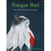 Pangur Ban: First Kitten, First Cat Since Time Began