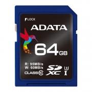 64GB 85/95 Cl.10UHSI XPG ADA