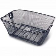 Basil Porter bagage panier - Panier vélo - mailles serrées noir Paniers pour porte-bagages
