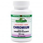 Crom picolinat Forte 500 mg