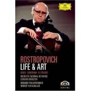 Mstislav Rostropovich - Life & Art (0044007343814) (1 DVD)