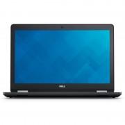 Laptop Dell Latitude E5570 15.6 inch HD Intel Core i5-6200U 4GB DDR4 500GB HDD FPR Linux Black