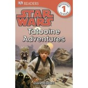 Star Wars: Tatooine Adventures by Clare Hibbert