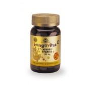 SOLGAR Kangavites Vitamina C 100mg