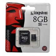 Micro SD Class 4 Kingston 8GB