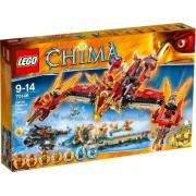 Legends of Chima - Playthemes - Le Temps du Phoenix de Feu - 70146