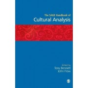 The Sage Handbook of Cultural Analysis by Tony Bennett