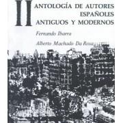 Antologia de Autores Espanoles: Vol II by Fernando Ibarra