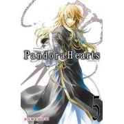 Pandora Hearts: v. 5 by Jun Mochizuki