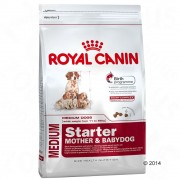 Royal Canin Medium Starter Mother & Babydog - 2 x 12 kg