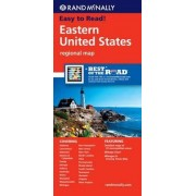 Rand McNally Eastern United States by Mike Krein